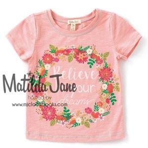 Matilda Jane Believe in Your Dreams Tee